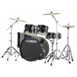 "Yamaha Rydeen Kit 22"" Black Glitter"