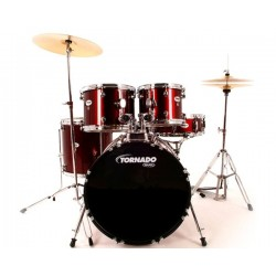 Mapex Tornado Studio Wine Red TNM5044TCU
