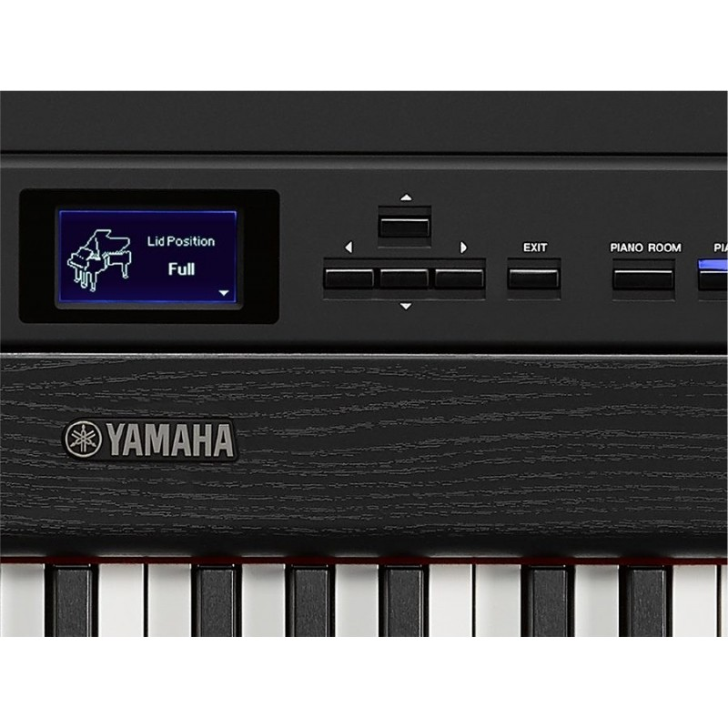 yamaha p515blanco con soporte 0 financiacion envio gratuito. Black Bedroom Furniture Sets. Home Design Ideas