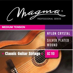 Cuerdas Magma Clásica GC110 Medium Tension