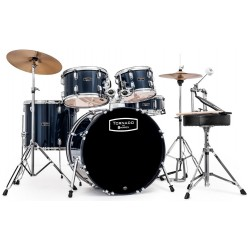 Batería Mapex Tornado Junior Blue Metalic