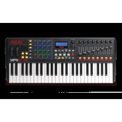 CONTROLADOR AKAI MPK249  USB MIDI 49 TECLAS CON MPC PADS