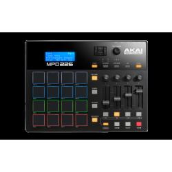 CONTROLADOR AKAI MPD226 MIDI USB DE PADS MPC CON 4 FADERS