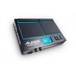 ALESIS Instrumento de Samples y Percusión de 4 Pads SAMPLEPAD4