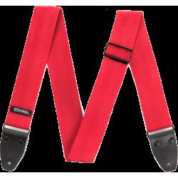 DUNLOP Deluxe Seatbelt - Red