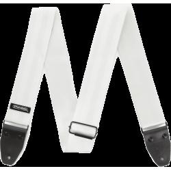 DUNLOP Deluxe Seatbelt - White