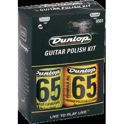 DUNLOP 6501 Kit Limpiadores...