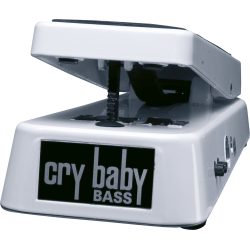 DUNLOP Cry Baby Wah Bajo 105Q
