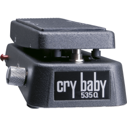 DUNLOP Cry Baby Wah 535Q