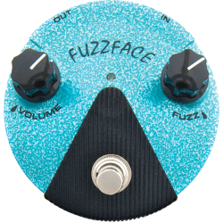 DUNLOP Jimi Hendrix Fuzz Face Distortion Mini