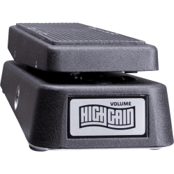 DUNLOP PEDAL EXPRESIÓN VOLUMEN HIGH GAIN