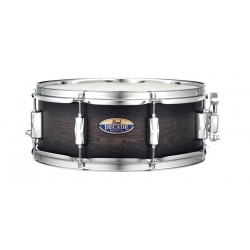 "Pearl Caja Decade Maple 14x5.5"" Satin Black Burst"
