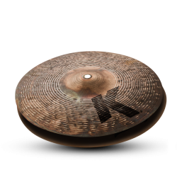 "Zildjian Hi Hat 13"" K Custom Special Dry"
