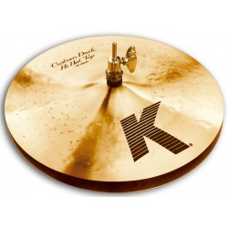 "Zildjian Hi Hat 13"" K Custom Dark"