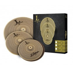 Zildjian Set Platos Low Volume L80
