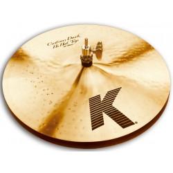 "Zildjian Hi Hat 14"" K Custom Dark"