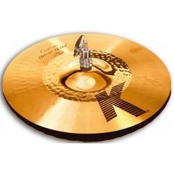 """Zildjian Hi Hat 13 1/4"""" K Custom Hybrid"""