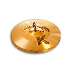 """Zildjian Hi Hat 14 1/4"""" K Custom Hybrid"""