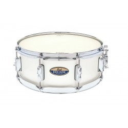 "Pearl Caja Decade Maple 14x5.5"" White Satin"