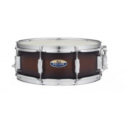"Pearl Decade Maple 14x5.5"" Satin Brown Burst"