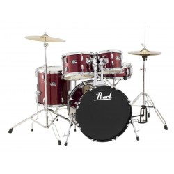 Pearl Roadshow RS525SC Rock Roja