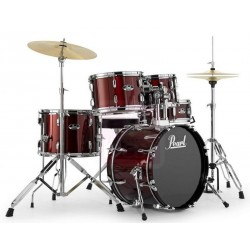 Pearl Roadshow RS585C Jazz Roja