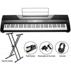Pack Kurzweil KA-70 Piano 88 teclas contrapesadas