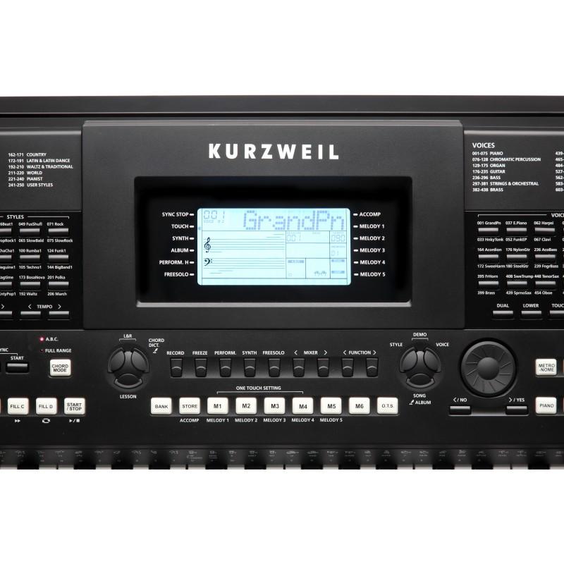 Kurzweil KP-300x profesional