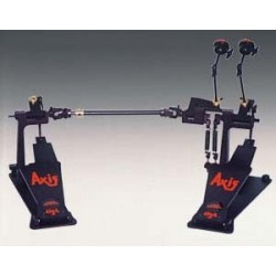 AXIS PEDAL A DOBLE CLASSIC BLACK LONGBOARD
