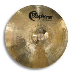 "BOSPHORUS GOLD CRASH 16"" FAST"