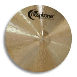 "BOSPHORUS TRADICIONAL RIDE 21"" THIN-SIZZLE 2163gr"