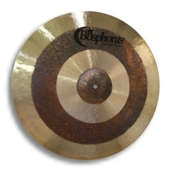 "BOSPHORUS ANTIQUE CRASH17""MEDIUM 1254gr"