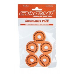 CYMPAD CHROMATICS SET 40/15 ORANGE(5)Uni