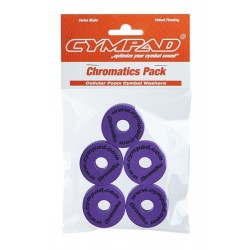 CYMPAD CHROMATICS SET 40/15 PURPLE(5)UNI