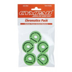 CYMAPD CHROMATICS SET 40/15 GREEN (5)UNI