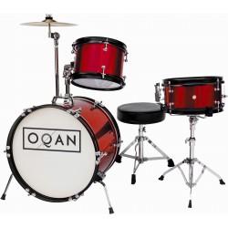 OQAN QPA-3 KIDS RED
