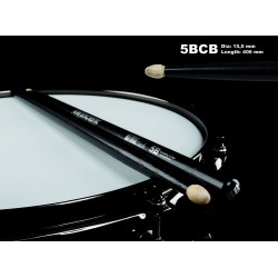WINCENT STICKS 5BCB HICKORY-BLACK FINISH