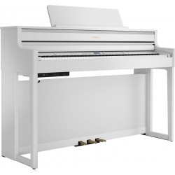 Roland HP-704 WH Blanco
