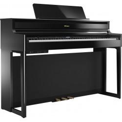 Roland HP-704 PE Negro Pulido