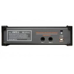 Kurzweil KS-40a Monitores Autoamplificados