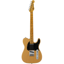 G&L Tribute Asat Classic MN Butterscotch Blonde