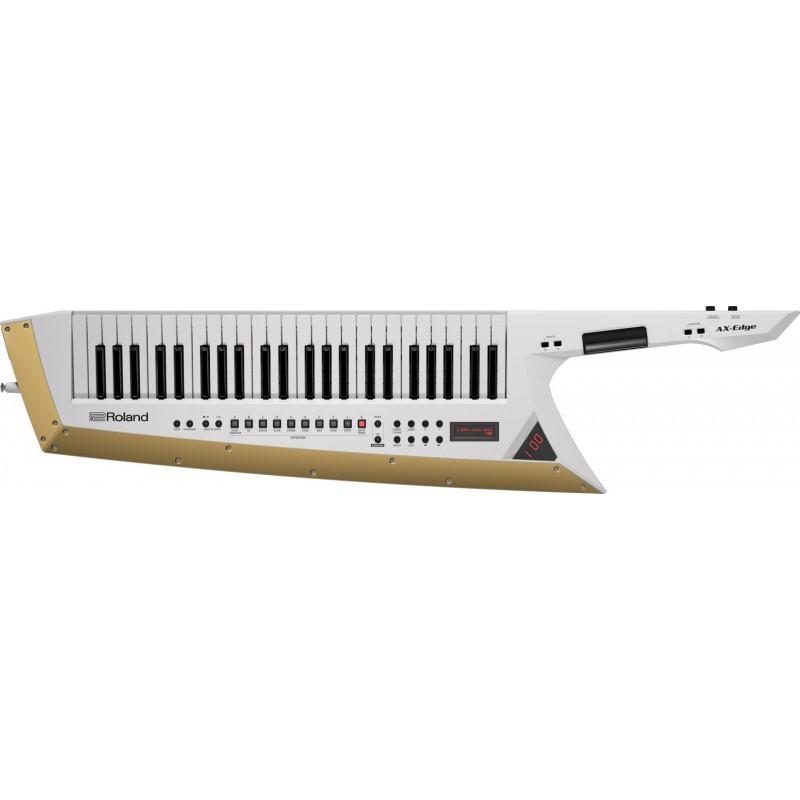 Roland KEYTAR AX-EDGE WH Gold Special