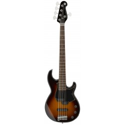Yamaha BB-435 TBS TOBACCO BROWN SUNBURST 5 CUERDAS