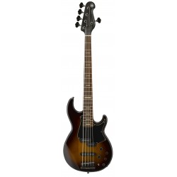 Yamaha BB-735 A DCS DARK COFFEE SUNBURST 5 CUERDAS