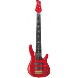 Yamaha TRB-JPII JOHN PATITUCCI TDR Transluced Dark Red con Estuche