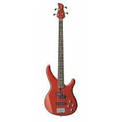 Yamaha TRBX-204 BRM Red Metallic + Funda