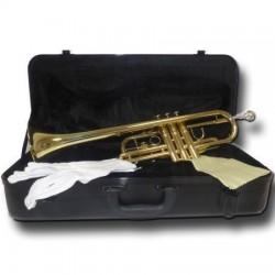 Trompeta Memphis dorada