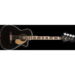 Fender Kingman Bass, Walnut Fingerboard, Black