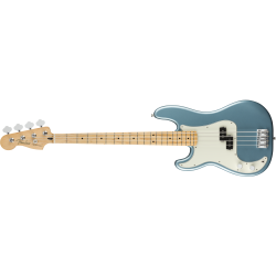 Fender Player Precision Bass® Left-Handed, Maple Fingerboard, Tidepool