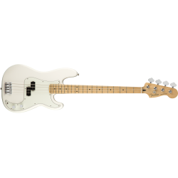 Fender Player Precision Bass®, Maple Fingerboard, Polar White